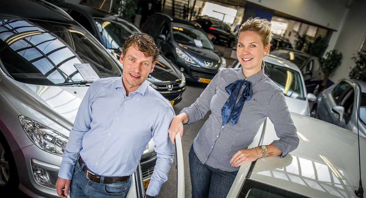 Sterkste Schakel genomineerde: Autobedrijf Rob Kuiper