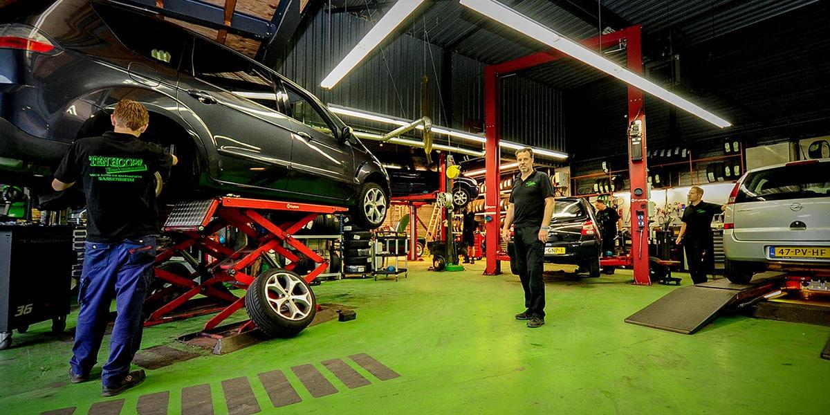 Sterkste Schakel genomineerde: Garage Ten Hoope