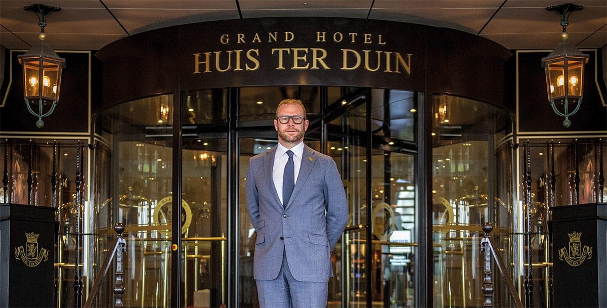 Sterkste Schakel genomineerde: Grand Hotel Huis ter Duin