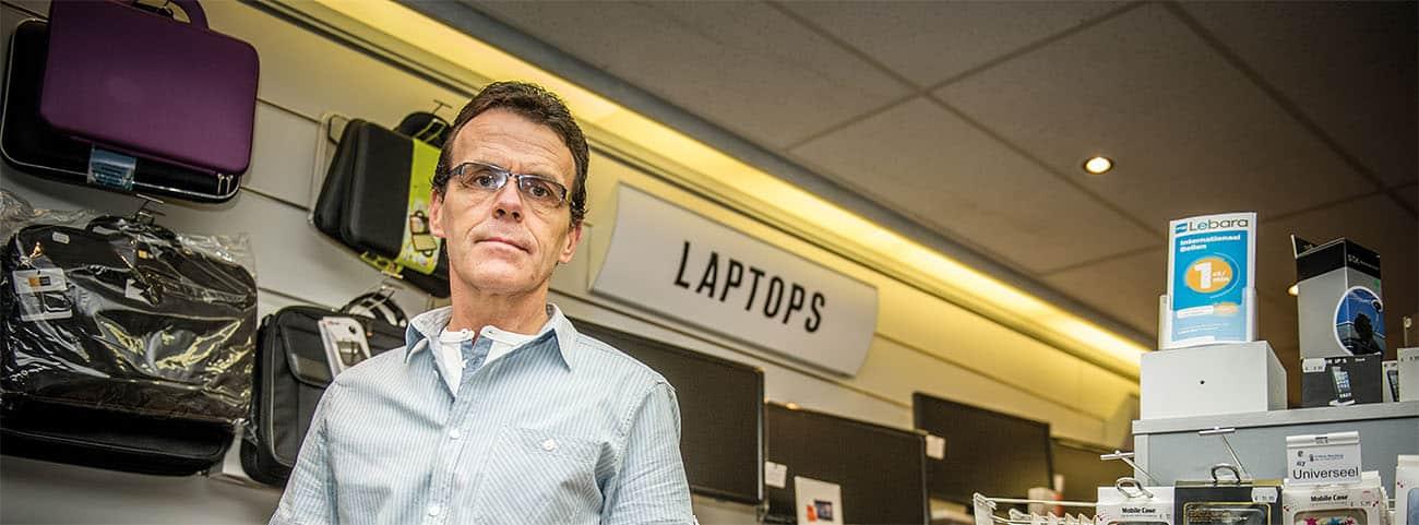 Sterkste Schakel genomineerde: IT-Shop