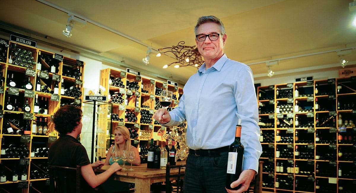 Sterkste Schakel genomineerde: Wijnkoperij Henri Bloem