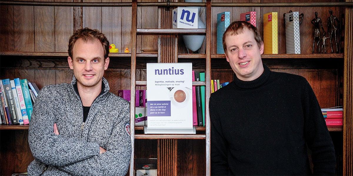 Sterkste Schakel genomineerde: Nuntius