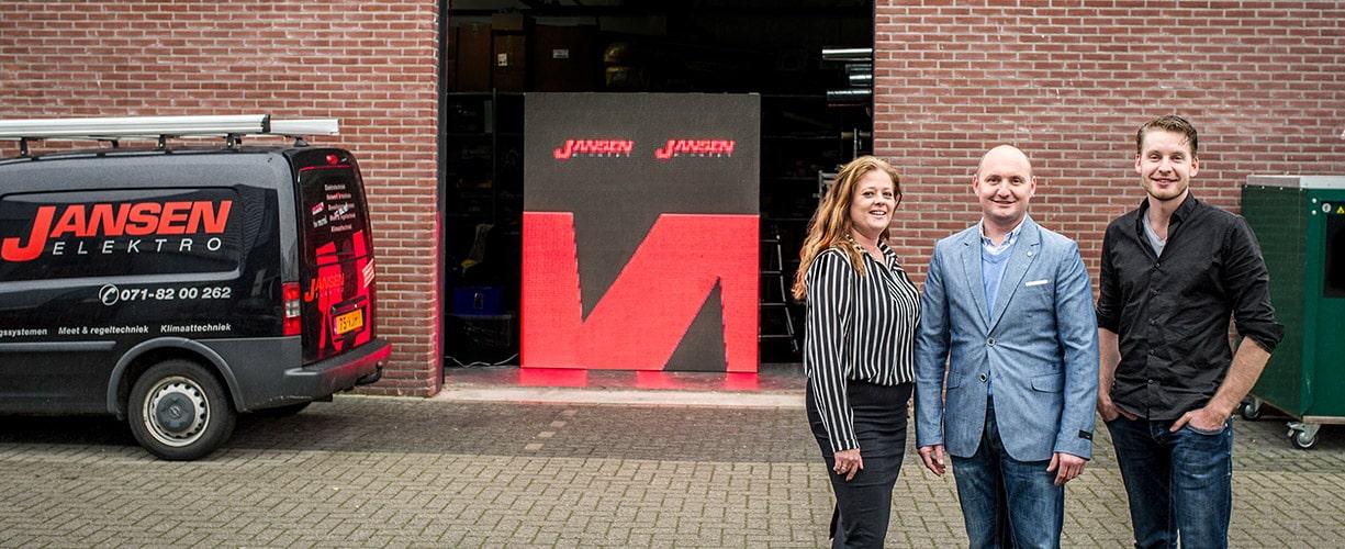 Sterkste Schakel genomineerde: Jansen Elektro