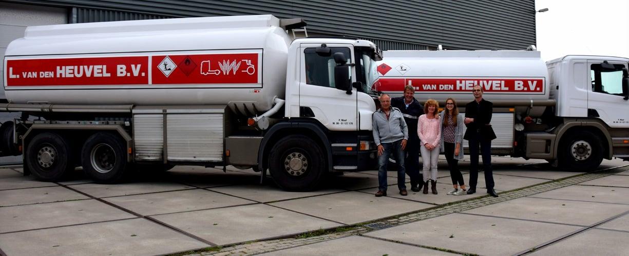 Sterkste Schakel genomineerde: Olie-en brandstofhandel L. van den Heuvel