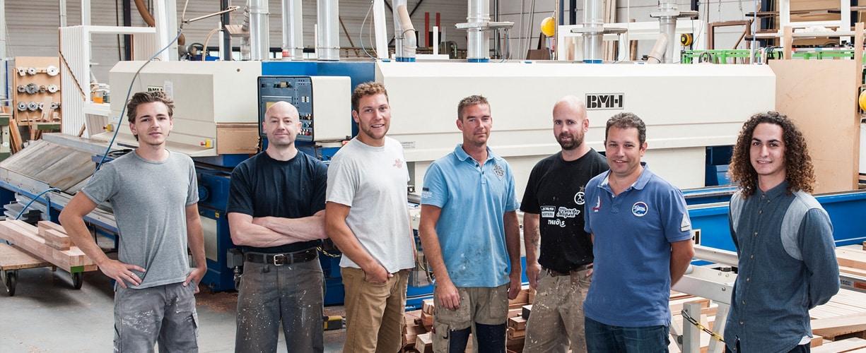 Sterkste Schakel genomineerde: Timmerfabriek Den Hollander