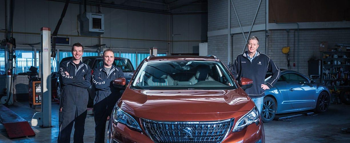 Sterkste Schakel genomineerde: Autobedrijf Stichter