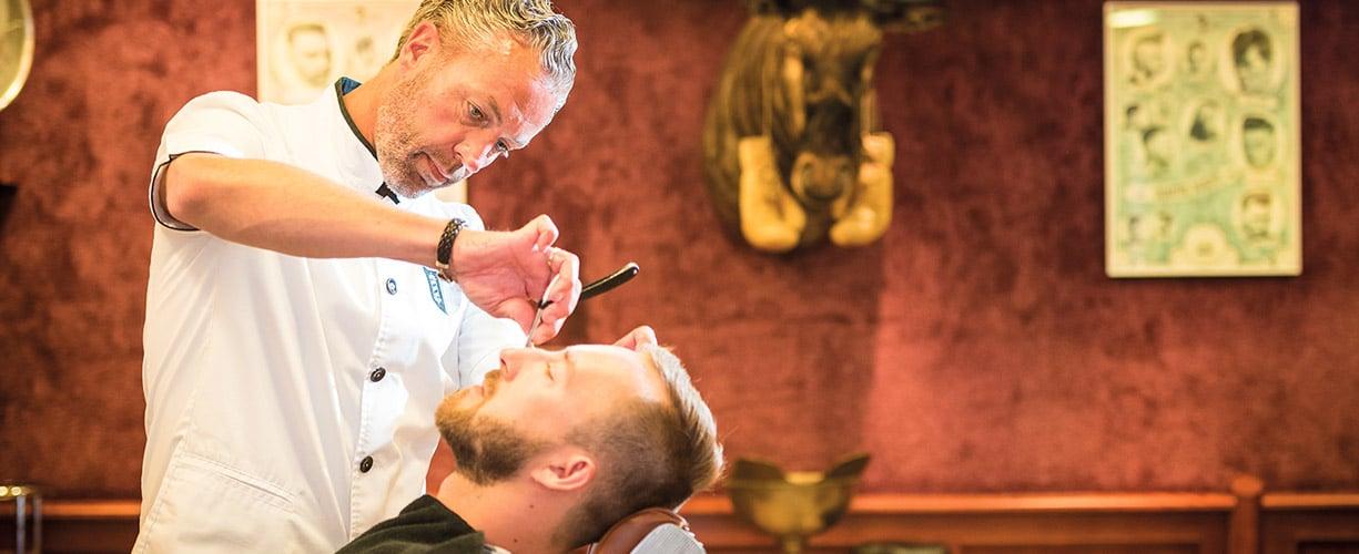 Sterkste Schakel genomineerde: De Heere van Thijssen Kappers en Barbiers
