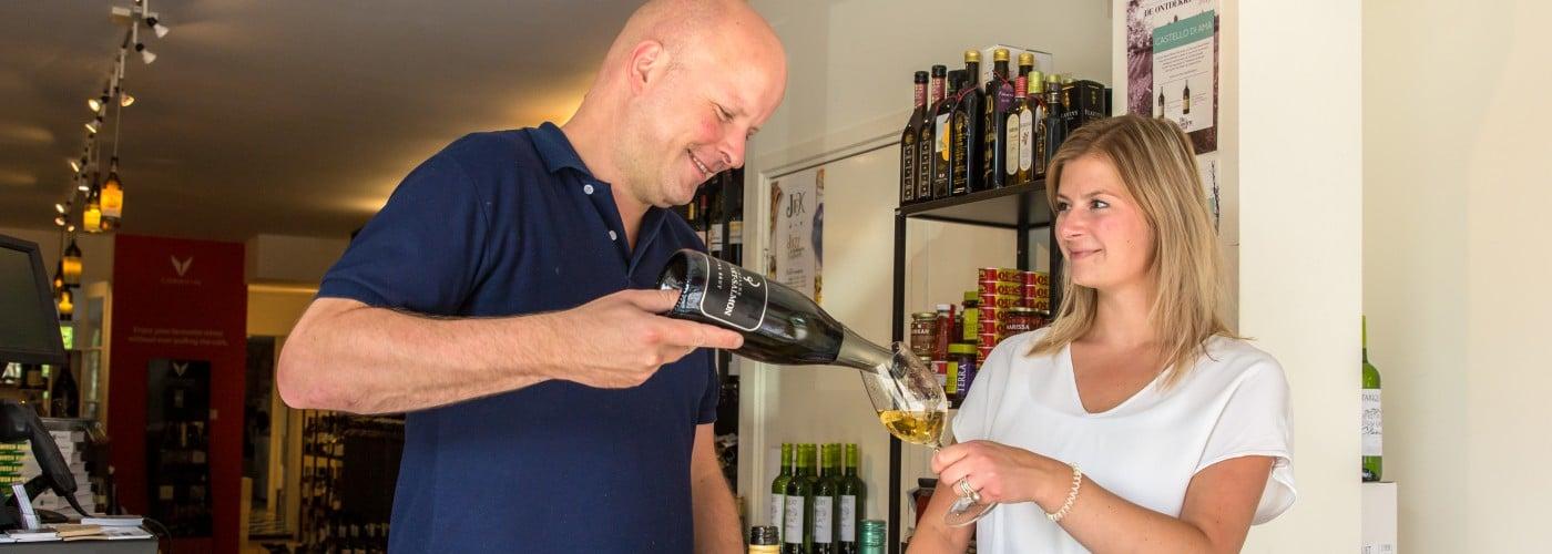 Sterkste Schakel genomineerde: Wijnkoperij de Gouden Ton