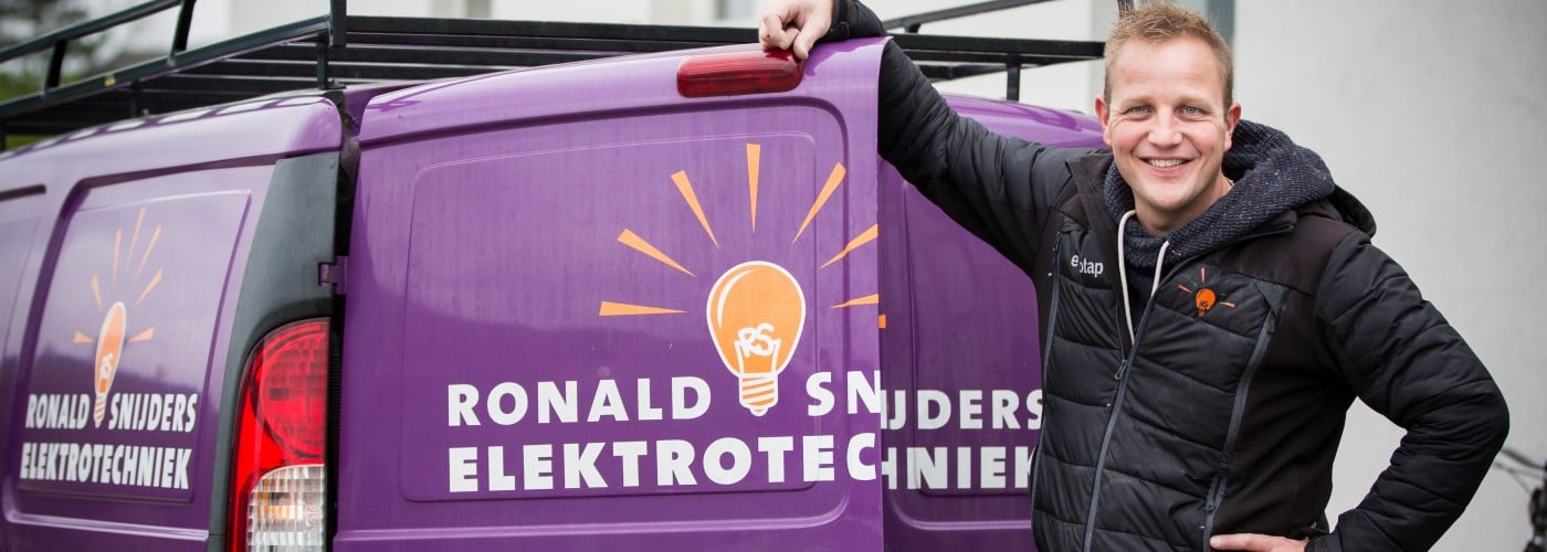Sterkste Schakel genomineerde: Ronald Snijders Elektrotechniek