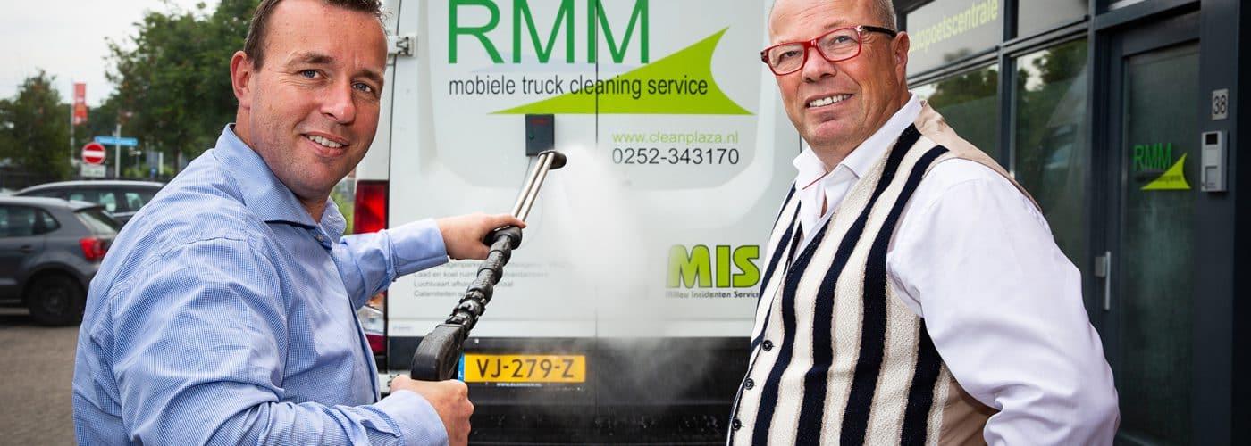 Sterkste Schakel genomineerde: RMM Mobiele truck cleaning service
