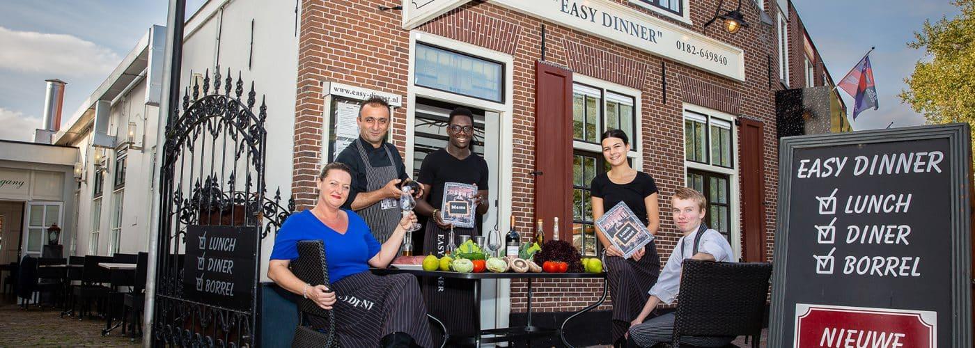 Sterkste Schakel genomineerde: Easy Dinner