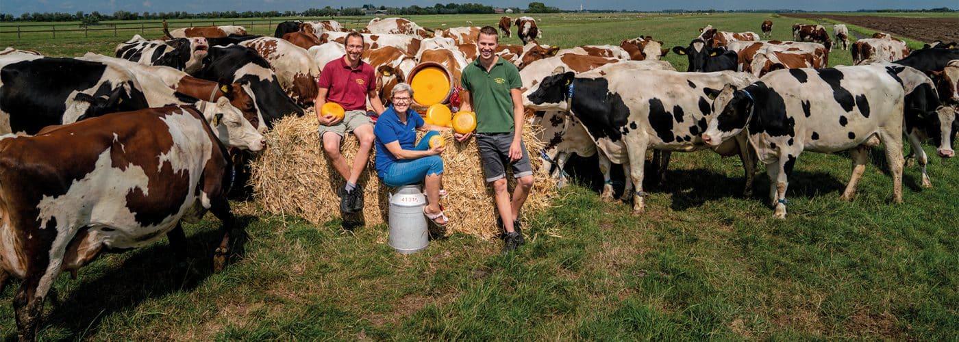 Sterkste Schakel genomineerde: Kaasboerderij De Graaf