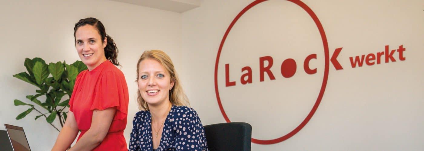 Sterkste Schakel genomineerde: LaRock Werkt