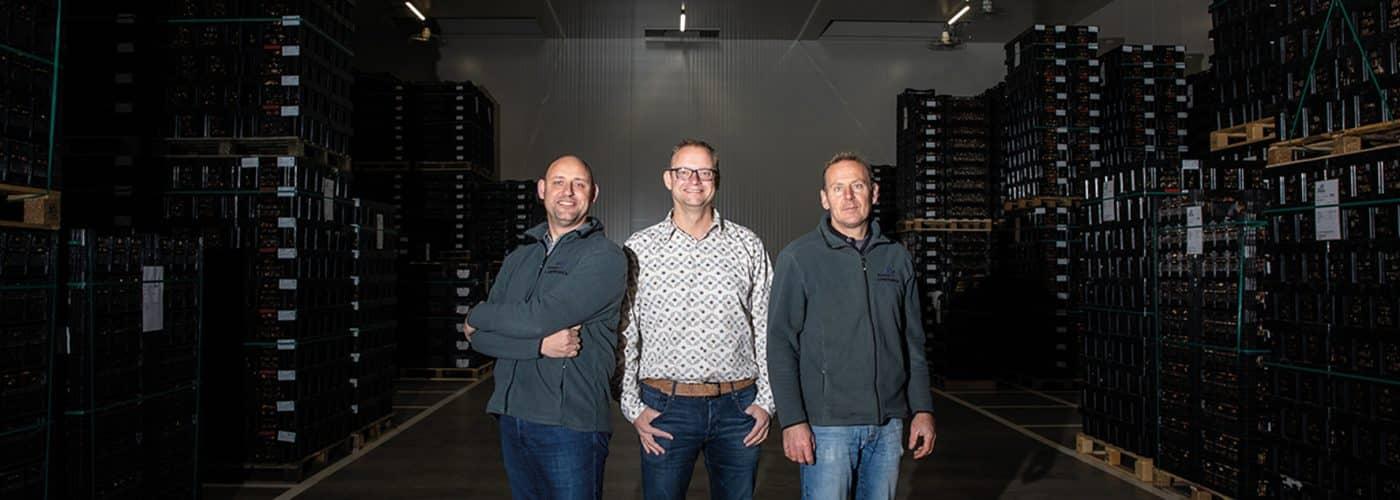 Sterkste Schakel genomineerde: Nord Lommerse Flower Bulb Group