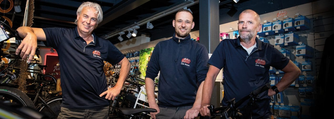 Sterkste Schakel genomineerde: Bike Totaal Van Hulst