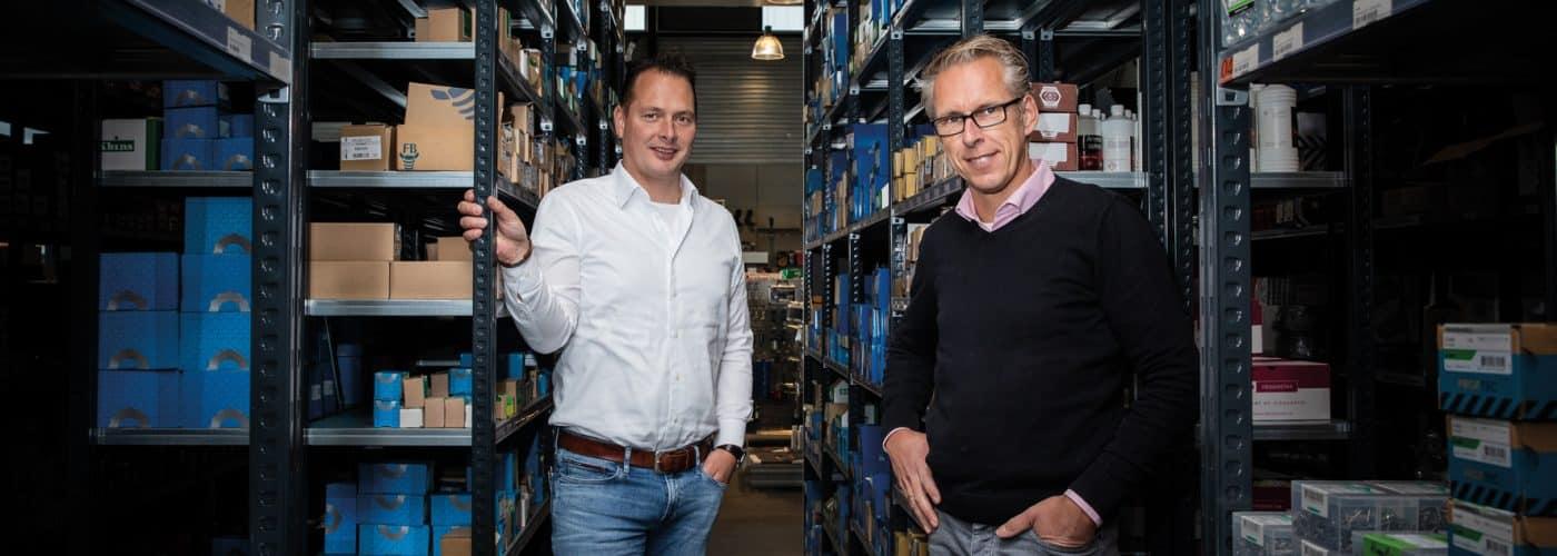 Sterkste Schakel genomineerde: Van der Hoek Technische groothandel